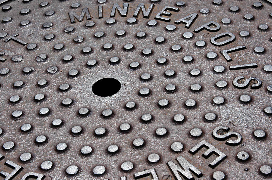 Minneapolis Manhole